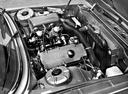 Фото авто BMW 5 серия E12, ракурс: двигатель