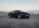 Фото авто Audi A7 C8, ракурс: 315 цвет: черный