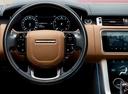 Фото авто Land Rover Range Rover Sport 2 поколение [рестайлинг], ракурс: рулевое колесо