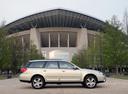 Фото авто Subaru Outback 3 поколение, ракурс: 270