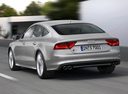Фото авто Audi S7 4G, ракурс: 135 цвет: серый