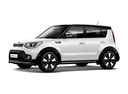 Новый Kia Soul, белый , 2017 года выпуска, цена 884 900 руб. в автосалоне Урал Авто Kia