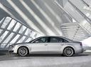 Фото авто Audi A8 D4/4H, ракурс: 90 цвет: серебряный