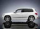 Фото авто Mercedes-Benz GLK-Класс X204, ракурс: 90 цвет: белый