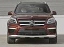 Фото авто Mercedes-Benz GL-Класс X166,  цвет: коричневый
