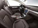 Фото авто Volkswagen Passat B7, ракурс: сиденье