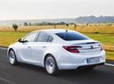 Фото авто Opel Insignia A [рестайлинг], ракурс: 135 цвет: белый