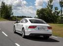 Фото авто Audi A7 4G [рестайлинг], ракурс: 135 цвет: белый