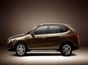 Фото авто Brilliance V5 1 поколение, ракурс: 90 - рендер цвет: коричневый