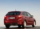 Фото авто Subaru Impreza 4 поколение [рестайлинг], ракурс: 225 цвет: красный