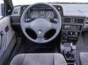 Фото авто Opel Kadett E [рестайлинг], ракурс: торпедо