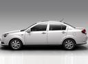 Фото авто Vortex Estina 1 поколение [рестайлинг], ракурс: 90 цвет: серебряный