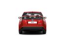 Фото авто Toyota Prius 4 поколение, ракурс: 180 цвет: красный