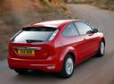 Фото авто Ford Focus 2 поколение [рестайлинг], ракурс: 225 цвет: красный