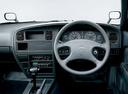 Фото авто Nissan Crew K30, ракурс: торпедо
