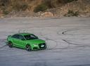 Фото авто Audi RS 3 8VA [рестайлинг], ракурс: 315 цвет: зеленый