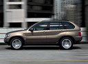 Фото авто BMW X5 E53 [рестайлинг], ракурс: 90 цвет: сафари