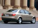 Фото авто Audi A4 B6, ракурс: 225 цвет: сафари
