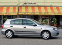 Фото авто Nissan Almera N16, ракурс: 270 цвет: серебряный