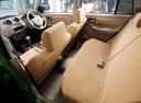 Фото авто Nissan Pino 1 поколение, ракурс: салон целиком