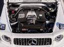 Фото авто Mercedes-Benz G-Класс W464, ракурс: двигатель цвет: белый