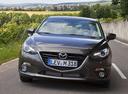 Фото авто Mazda 3 BM,  цвет: коричневый