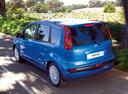 Фото авто Nissan Note E11, ракурс: 135 цвет: синий