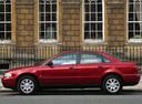 Фото авто Audi A4 B5, ракурс: 90 цвет: красный