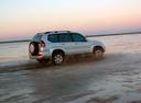 Фото авто Toyota Land Cruiser Prado J120, ракурс: 270 цвет: серебряный