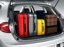 Фото авто Lifan X50 1 поколение, ракурс: багажник цвет: серебряный