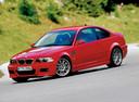 Фото авто BMW M3 E46, ракурс: 45