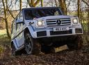 Фото авто Mercedes-Benz G-Класс W463 [3-й рестайлинг], ракурс: 315 цвет: серебряный