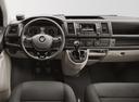 Фото авто Volkswagen Caravelle T6, ракурс: торпедо цвет: серый