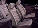 Фото авто Volkswagen Jetta 2 поколение [рестайлинг], ракурс: салон целиком
