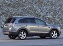 Фото авто Chevrolet Captiva 1 поколение [рестайлинг], ракурс: 270 цвет: серый