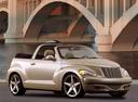 Фото авто Chrysler PT Cruiser 1 поколение, ракурс: 45
