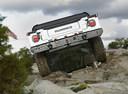 Фото авто Hummer H1 1 поколение, ракурс: 180
