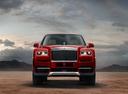 Фото авто Rolls-Royce Cullinan 1 поколение,  цвет: красный