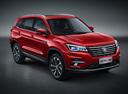 Фото авто Changan CS75 1 поколение [рестайлинг], ракурс: 315 - рендер цвет: красный