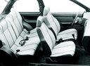 Фото авто Suzuki Swift 1 поколение, ракурс: задние сиденья