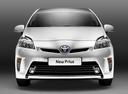 Фото авто Toyota Prius 3 поколение [рестайлинг],  цвет: белый