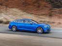 Фото авто Audi S5 F5, ракурс: 270 цвет: голубой