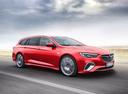Фото авто Opel Insignia B, ракурс: 315 цвет: красный
