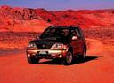 Фото авто Suzuki Grand Vitara 1 поколение [рестайлинг], ракурс: 45 цвет: золотой