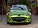 Фото авто Mazda 2 DE [рестайлинг],  цвет: зеленый