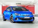 Фото авто Opel Astra J [рестайлинг],  цвет: голубой