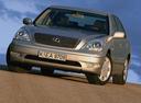 Фото авто Lexus LS 3 поколение, ракурс: 45