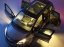 Фото авто Opel Meriva 2 поколение, ракурс: сверху цвет: серый