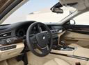 Фото авто BMW 7 серия F01/F02 [рестайлинг], ракурс: рулевое колесо