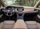 Фото авто Cadillac XT5 1 поколение, ракурс: торпедо
